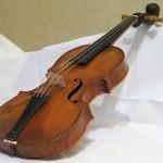 violino feito por Stainer em 1658