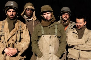 brasileiros na guerra na Europa: personagens de Estrada 47